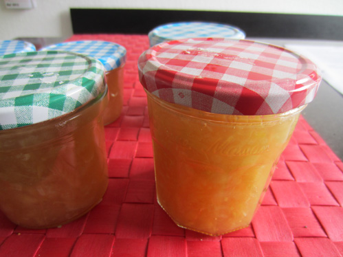 Schrats Zitronen-Ingwer-Marmelade mit Limoncello