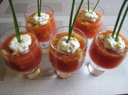 Tomaten-Avocado-Sülze | Chefkoch Schrats Rezept