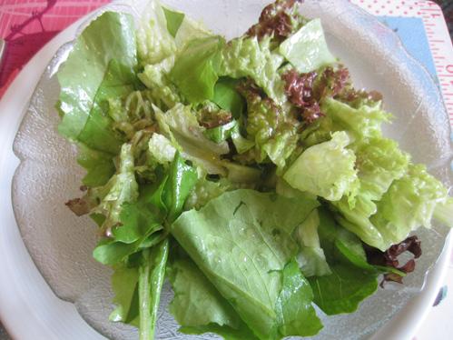 Schrats schnelles Salatdressing
