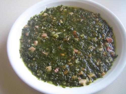Schrats einfache Grünkohlsuppe