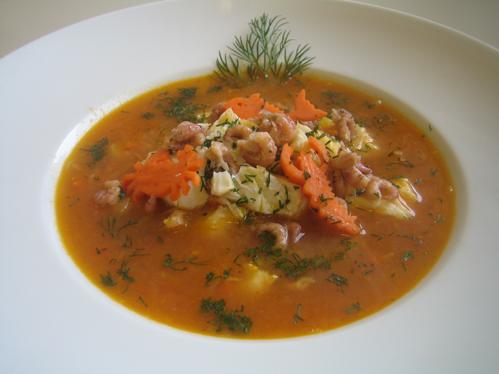 Skandinavischer Fischtopf